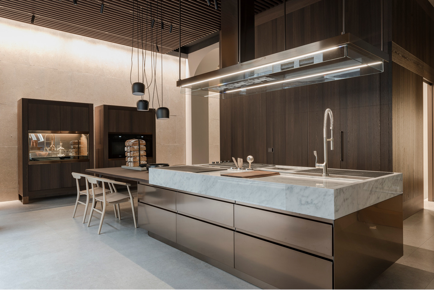as es la nueva flagship store arclinea milano via durini